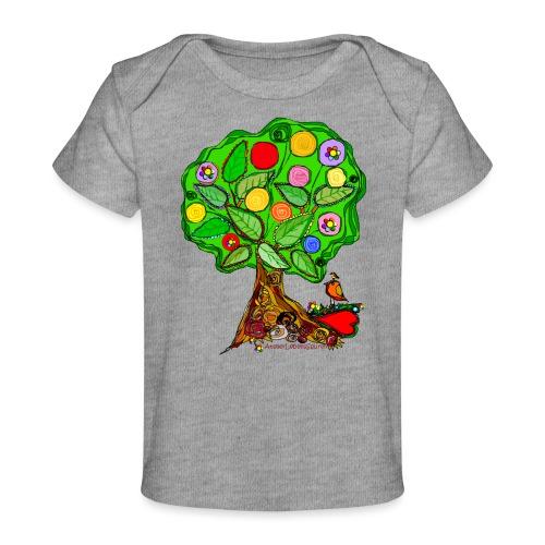 LebensBaum - Baby Bio-T-Shirt