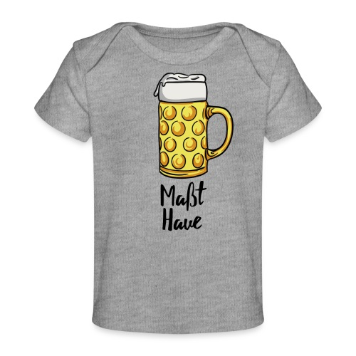 Maßt-Have - Baby Bio-T-Shirt