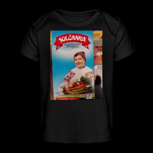 Babushka's fines - Organic Baby T-Shirt