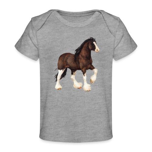 Shire Horse - Baby Bio-T-Shirt