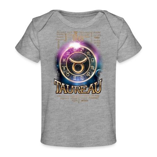 TAUREAU - T-shirt bio Bébé