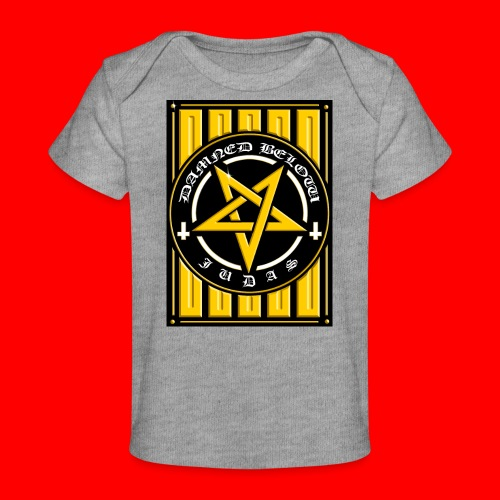 Damned - Organic Baby T-Shirt