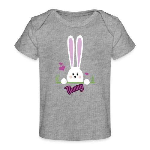 bunny girl - Baby Bio-T-Shirt