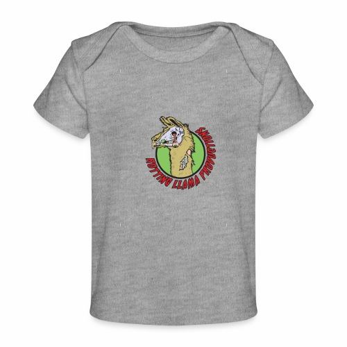 Rotting Llama Productions - Organic Baby T-Shirt