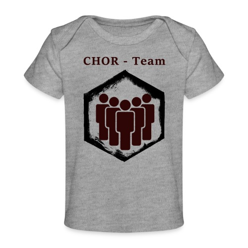 ChorTeam - Baby Bio-T-Shirt