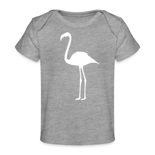Flamingo - Baby Bio-T-Shirt
