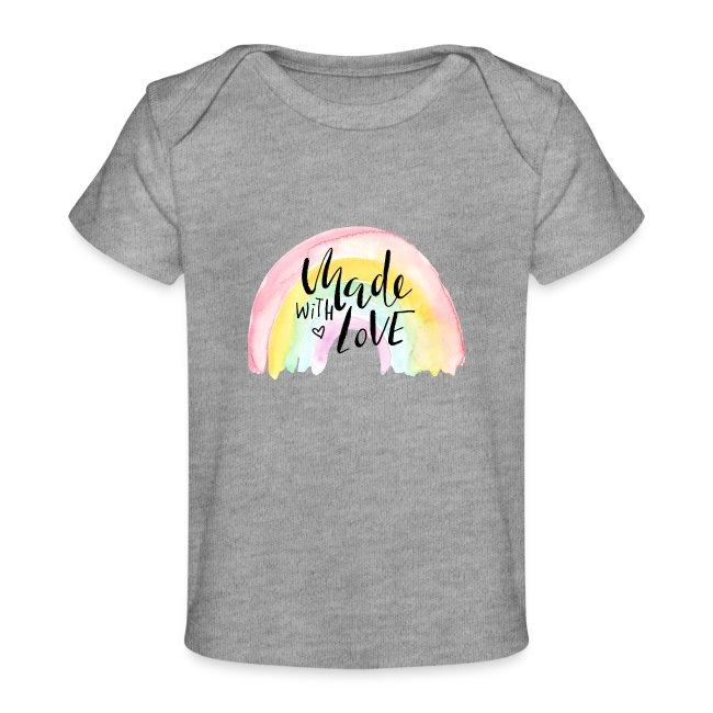 Made with Love Rainbow Baby