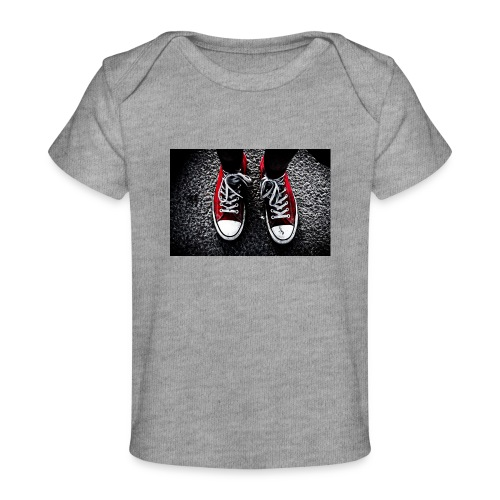 Sneakers - Ekologisk T-shirt baby
