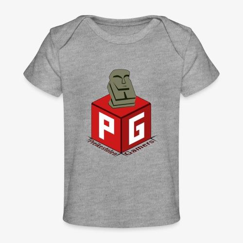 Preikestolen Gamers - Økologisk baby-T-skjorte