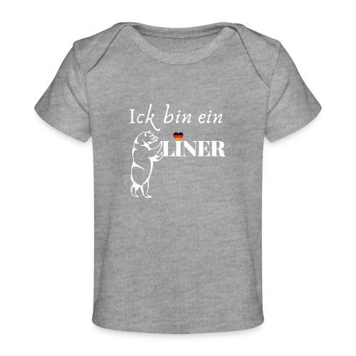 Ick bin ein Berliner - Baby Bio-T-Shirt