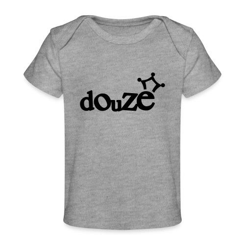logo_douze - T-shirt bio Bébé