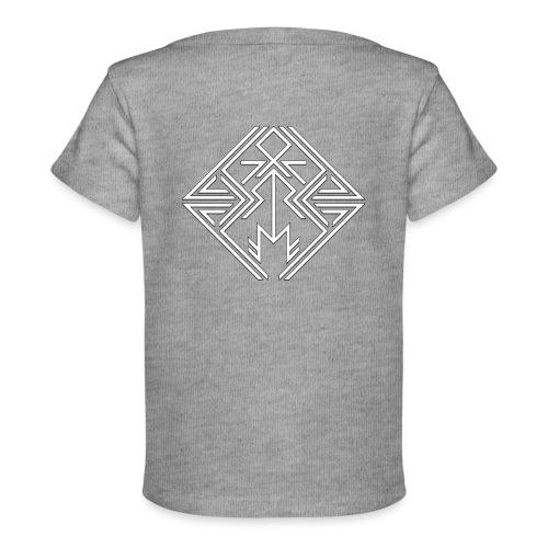 JDW-Designs Logo - Baby bio-T-shirt