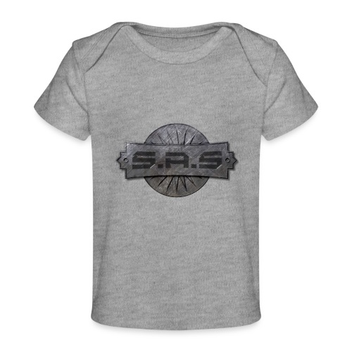 S.A.S. tshirt men - Baby bio-T-shirt