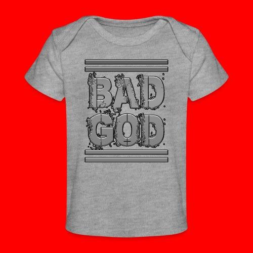 BadGod - Organic Baby T-Shirt