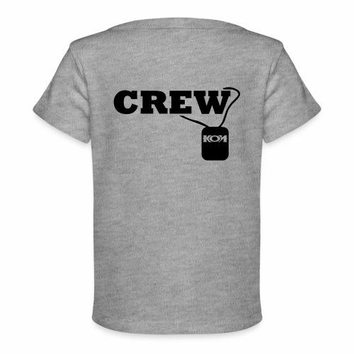 KON - Crew - Baby Bio-T-Shirt