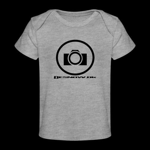sort2 png - Økologisk T-shirt til baby