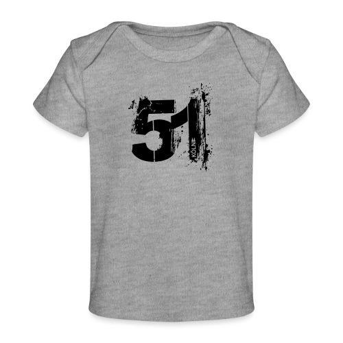 City_51_Köln - Baby Bio-T-Shirt