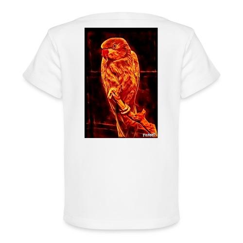 Bird in flames - Vauvojen luomu-t-paita