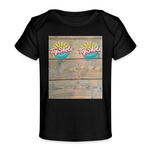 TenSlippers - Baby bio-T-shirt