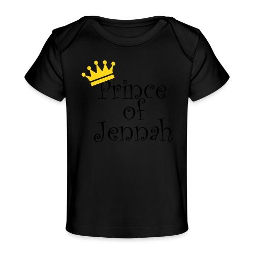 Prince of Jennah - Baby Bio-T-Shirt