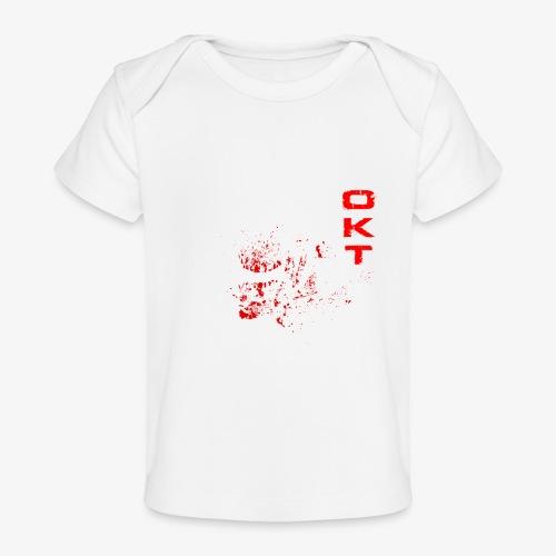 Outkasts Scum OKT Front - Organic Baby T-Shirt