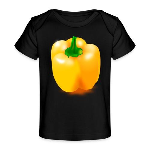 paprika 158476 1280 - Baby Bio-T-Shirt