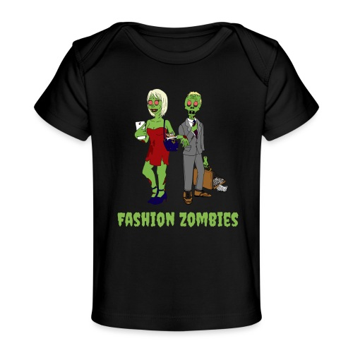Fashion Zombie - Organic Baby T-Shirt