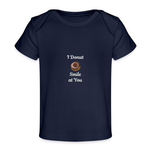 Donut Care - Baby bio-T-shirt