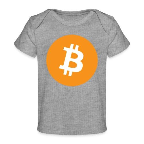 Bitcoin - Organic Baby T-Shirt