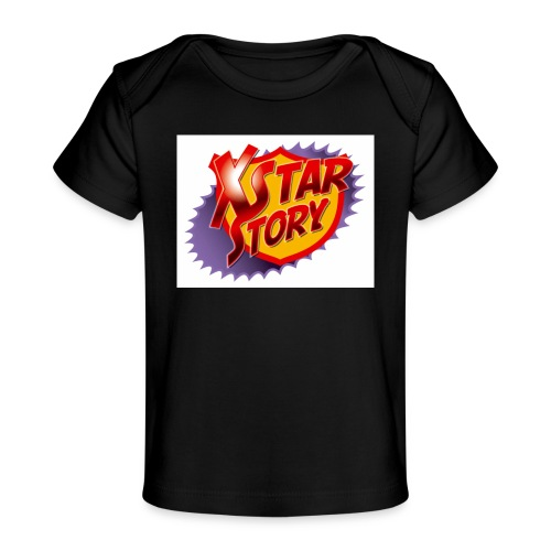 xstarstoryok - T-shirt bio Bébé