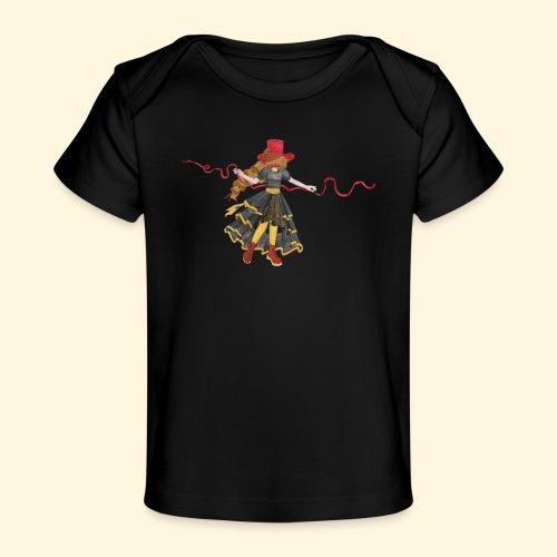Ladybird - La célèbre uchronaute - T-shirt bio Bébé