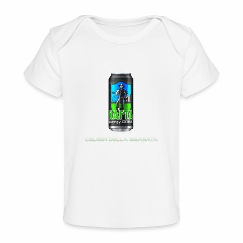 Nafta Energy Drink - Maglietta ecologica per neonato