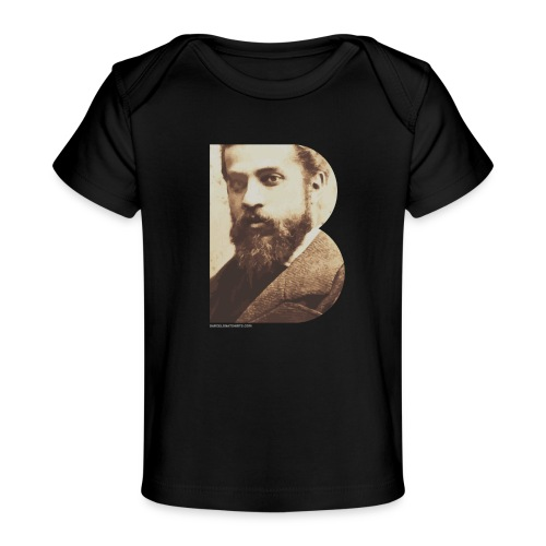 BT_GAUDI_ILLUSTRATOR - Organic Baby T-Shirt
