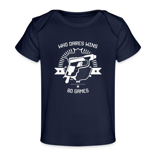 8DArmy v006 png - Baby bio-T-shirt