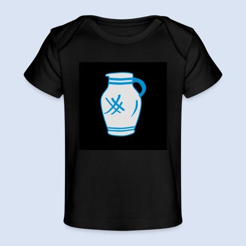 Mein Frankfurt Bembeltown - Baby Bio-T-Shirt