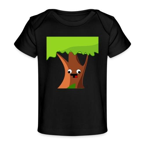 AlphaBaum - Baby Bio-T-Shirt
