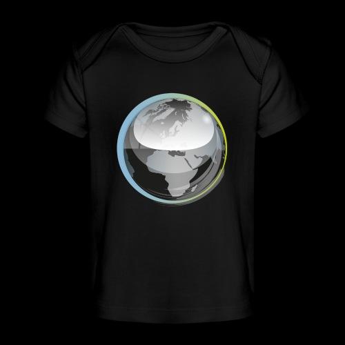 beeldmerk puretrance transparant png - Organic Baby T-Shirt