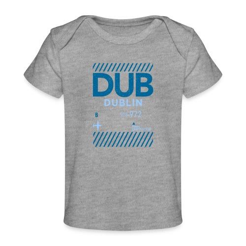 Dublin Ireland Travel - Organic Baby T-Shirt