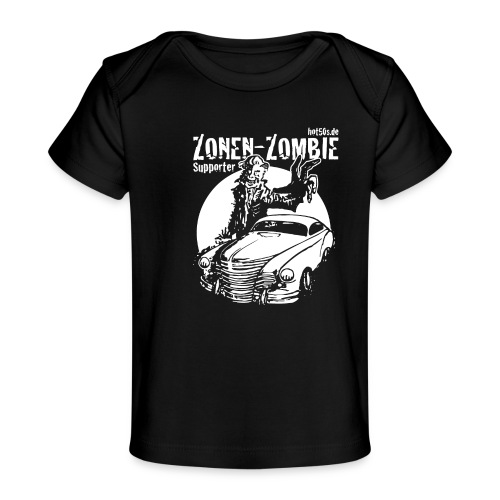 Zonen Zombie Supporter Shirt - Baby Bio-T-Shirt