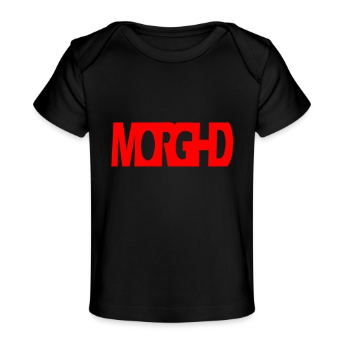 MorgHD - Organic Baby T-Shirt