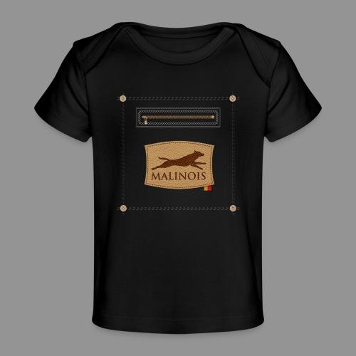 Belgian shepherd Malinois - Organic Baby T-Shirt