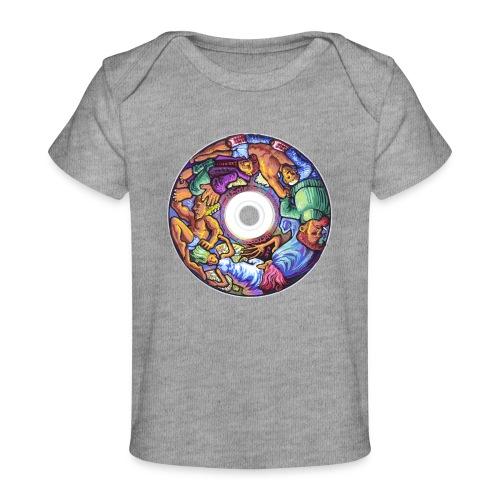 CD - Maglietta ecologica per neonato