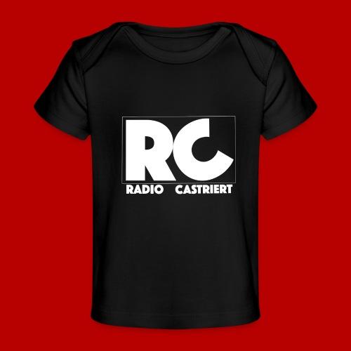 Radio CASTriert 2017/2018 - Baby Bio-T-Shirt