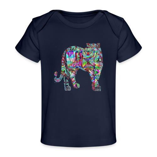 Tigre - T-shirt bio Bébé