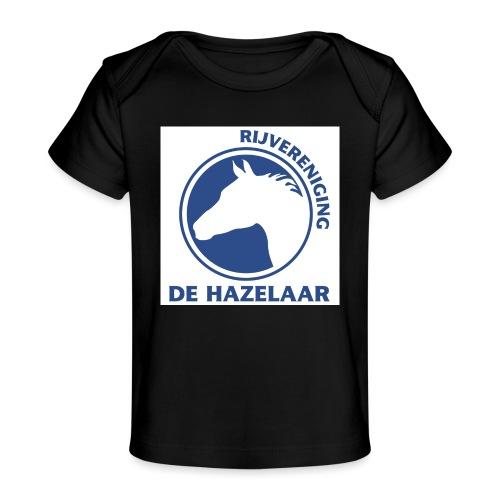 LgHazelaarPantoneReflexBl - Baby bio-T-shirt