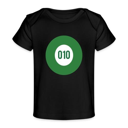 010 logo - Baby bio-T-shirt