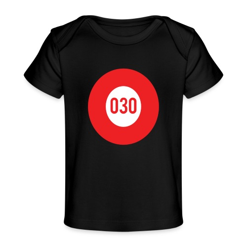 030 logo - Baby bio-T-shirt