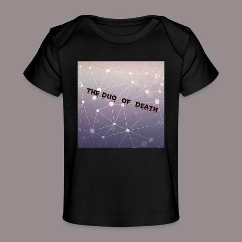 The duo of death logo - Baby bio-T-shirt