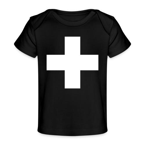 Kreuz - Baby Bio-T-Shirt