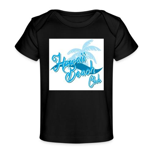 Hawaii Beach Club - Organic Baby T-Shirt